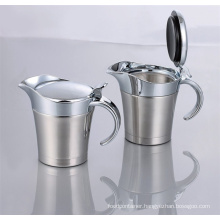 Stainless Steel Double Layer Oil Sprayer