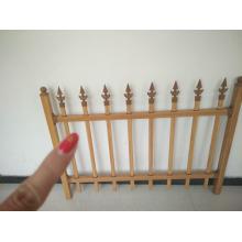 prefabricated steel fence