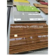 UV-Beschichtung / Lackiermaschine Maschinen- und Aushärtungsmaschine für Küchenschrank / Möbel