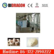 Stainess aço de alta eficiência garlic máquina de moagem em pó com 400 kg / h