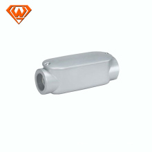 malleable iron LC conduit body