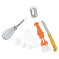 Conjunto de ferramentas de cozimento de alta qualidade 9pcs novidade