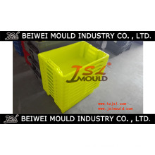 Customized Injection Plastic Fish Bin Mould