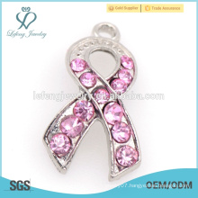New style autism awareness charms, awareness ribbon charms wholesale