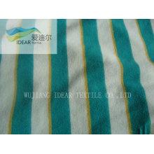 La yarda de tela de toalla del Hotel de tinte 010
