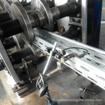 dulang kabel rolling machine