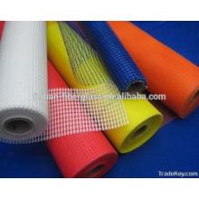 Professional manufacturer of 5x5mm 145g/m2 Fiberglass Mesh Fabric Cloth