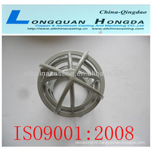 water pump aluminum castings,impellers castings supplier with CNC