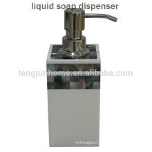 Distributeur de pompe à bouteilles en mosaïque à la perle mère de Canosa