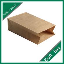 Shanghai-Fabrik-kundenspezifische Brown-Kraftpapier-Beutel