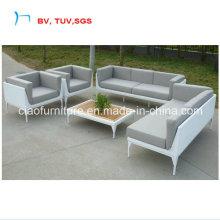 2016 Rattan Patio Corner Sofa with Coffee Set (CF835)