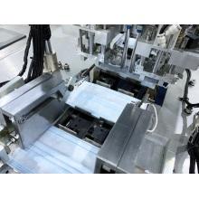 Ligne d'emballage entièrement automatique de machine à emballer de masque facial
