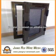 stainless steel anti-theft window screening