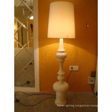 Zhongshan Downlight Fabric Floor Lamp Room Decorative Floor Standing Lamps