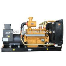 Generador diesel AOSIF-ShangChai 50KW en funcionamiento del pozo