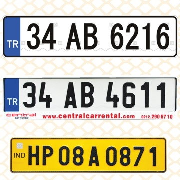 Daoming Car License Plate Grade Reflective Sheeting