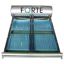 Chauffe-eau solaire domestique à faible coût de 30 tubes pour 300L