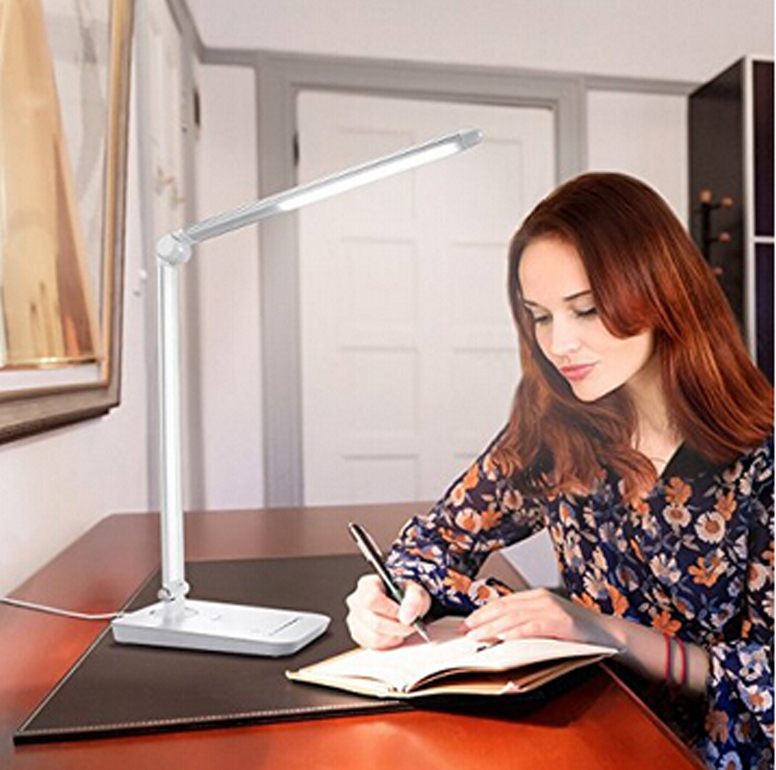 Rotatable Dimmable Table Lamp