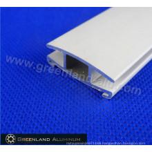 Powder Coated Aluminium Bottom Track