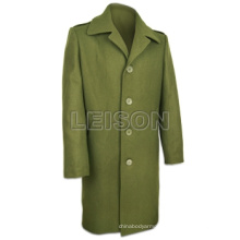 Official Overcoat with Superior 100% Cotton or P/C