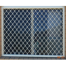 Residential Security Grille Doors