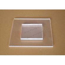 Feuille de plexiglass antistatique facilement thermoformée