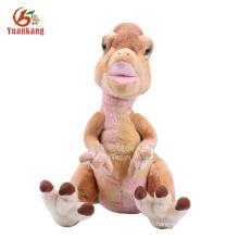 Nuevo diseño de rey de dinosaurio de peluche juguetes para 2016