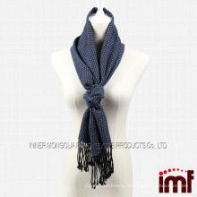 Классический платочный шарф