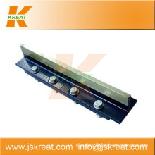 Elevator Parts|Guiding System|T89-1/B Machined Guide Rail