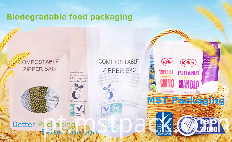 compostable bag
