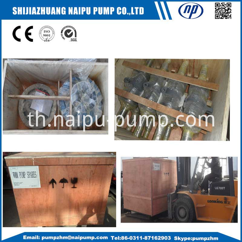 slurry pump package
