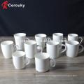 Привлекательный дизайн FDA BSCI одобрил керамическую кружку кофе