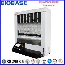 Bjpx- Sox406 Semi-Auto Analyseur de graisse brute, Soxhlet / Soxhlet Fat Analyzer