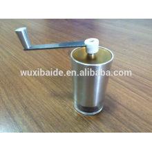 OEM или ODM Керамический Burr ручной кофемолка, портативный кофемолка, нержавеющая сталь