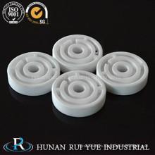 95% 99% Alumina Ceramic Distribution Discs