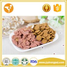 Chicken Flavor Muddy Wet Cat Food Halal Cat Food