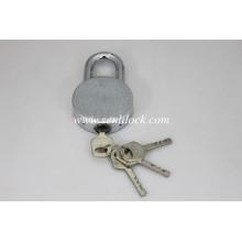 Security Round Steel Padlock