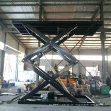 Mesa elevadora de tijera hidráulica de altura regulable