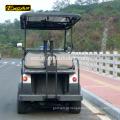 Tróia bateria 4 seater carrinho de golfe elétrico barato clube carro golf buggy carrinhos