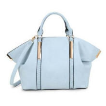 Metal Handle Decro Lady′s Hand Bag Wzx22332