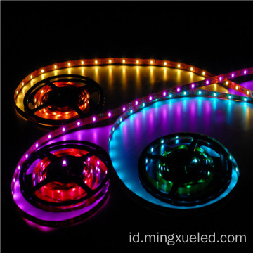 Dekorasi tahan air putih SMD3528 LED Strip lampu