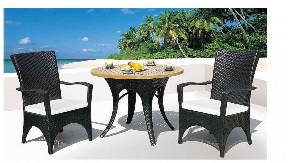 Outdoor Synthetic Wicker Furniture