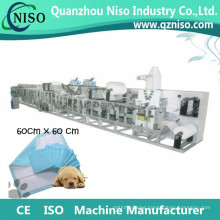 Full Servo Automatic Disposable Mattress Pad Machine with CE Certification