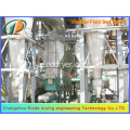 ZLG 6x 0,75 bergetar fluidized bed dryer