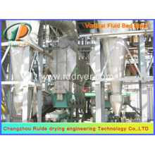 Sodium glucose acid sodium vibrating fluidized bed dryer