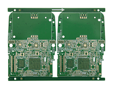 6 Layer Shengyi Fr4 Material HDI PCB Board With Immersion Gold