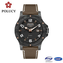 New Arrival Carbon Watch with 5ATM Waterproof