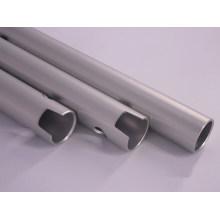 Aluminiumlegierung 6061 6063 T5 T6 Zylinderrohr