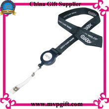 2016 Lanyard with Badge Reel for Company/School