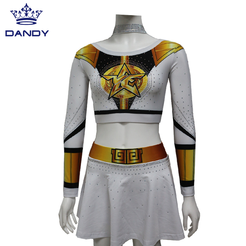 design all star cheer uniforms